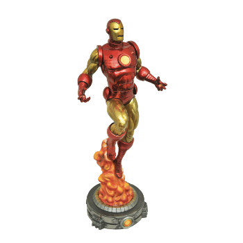 Marvel Gallery Classic Iron Man PVC Figure