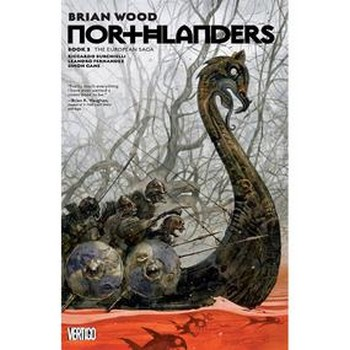 Northlanders Vol. 3 : European Saga TP