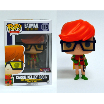 POP Vinyl Batman DKR : Carrie Kelly Robin