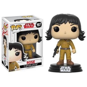 POP Vinyl Star Wars E8 : Rose