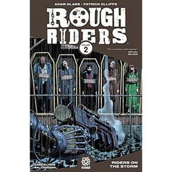 Rough Riders Vol. 2 : Riders on the Storm TP