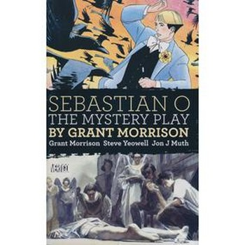 Sebastian O / Mystery Play HC