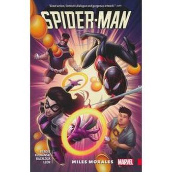 Spider-Man : Miles Morales Vol. 3 TP