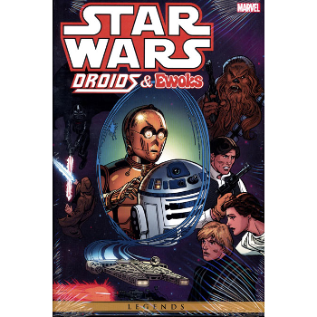 Star Wars Droids and Ewoks Omnibus HC