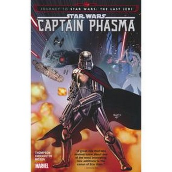Star Wars : Last Jedi - Captain Phasma TP