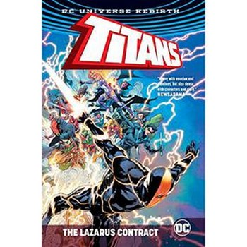 Titans : The Lazarus Contract HC