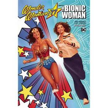 Wonder Woman 77 Meets Bionic Woman TP