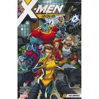 X-Men Gold Vol. 2 : Evil Empires TP