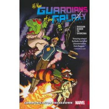 All-New Guardians of the Galaxy Vol. 1 : Communication TP