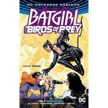 Batgirl & Birds of Prey Vol. 2 : Source Code TP (Rebirth)
