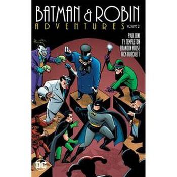 Batman & Robin Adventures Vol. 2 TP