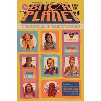 Bitch Planet Triple Feature Vol. 1 TP