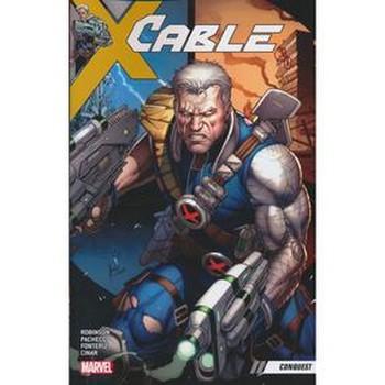 Cable Vol. 1 : Time Champion (Conquest) TP