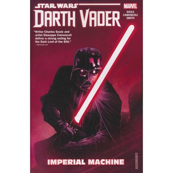 Darth Vader Dark Lord Sith Vol. 1 : Imperial Machine TP