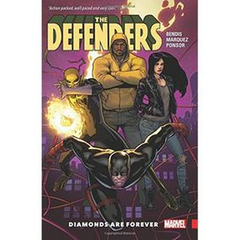 Defenders Vol. 1 : Diamonds Are Forever TP