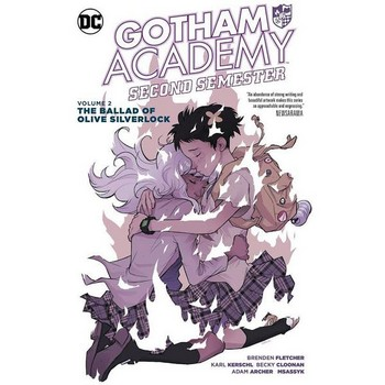 Gotham Academy Second Semester Vol. 2 : Ballad of Olive... TP