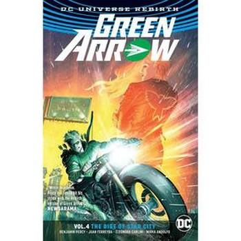 Green Arrow Vol. 4 : Rise of Star City TP (Rebirth)
