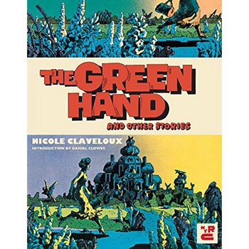 Green Hand and Other Stories (O)HC