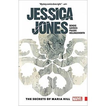 Jessica Jones Vol. 2 : Secrets of Maria Hill TP