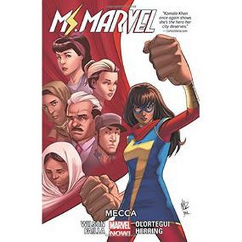 Ms Marvel Vol. 8 : Mecca TP