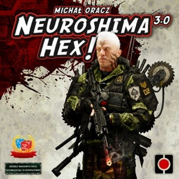 Neuroshima Hex Board Game