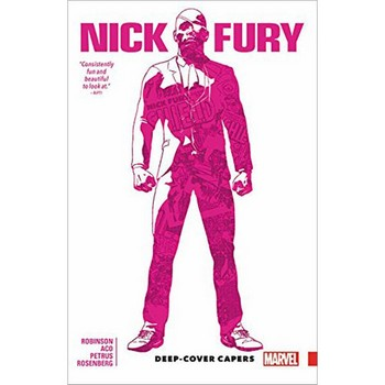 Nick Fury : Deep Cover Capers TP