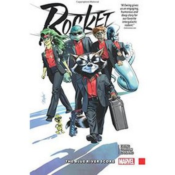 Rocket Vol. 1 : Blue River Score TP