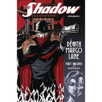 Shadow : Death of Margo Lane TP