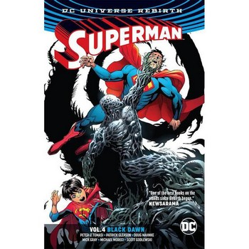 Superman Vol. 4 : Black Dawn TP (Rebirth)