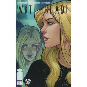 Witchblade #1 Retailer Appreciation Variant