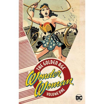 Wonder Woman : The Golden Age Vol. 1 TP