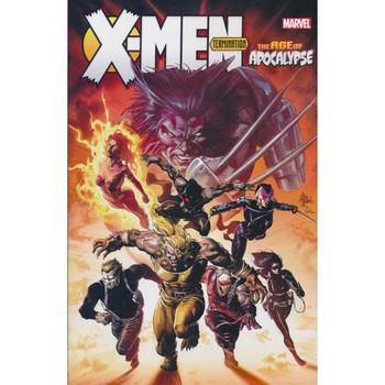 X-Men Age of Apocalypse : Termination TP