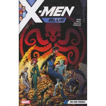 X-Men Blue Vol. 2 : Toil and Trouble TP