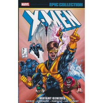 X-Men Epic Collection : Mutant Genesis TP