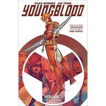 Youngblood Vol. 1 : Reborn TP