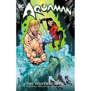 Aquaman : The Waterbearer TP