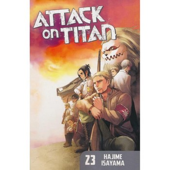 Attack on Titan Vol. 23 SC