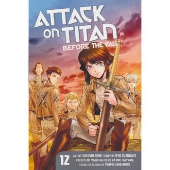 Attack on Titan : Before the Fall Vol. 12 SC