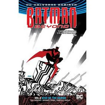 Batman Beyond Vol. 2 : Rise of the Demon TP (Rebirth)