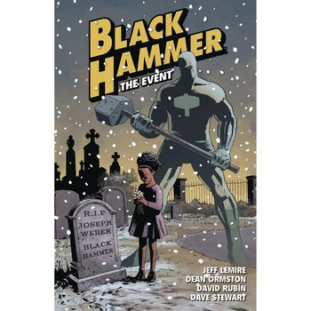 Black Hammer Vol. 2 : The Event TP