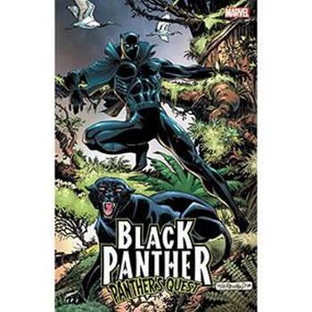 Black Panther : Panthers Quest TP