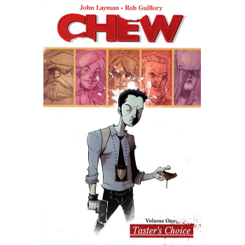 FC17 Chew Vol. 01 TP -Signed