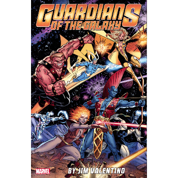 Guardians of the Galaxy By Jim Valentino Vol. 1 TP