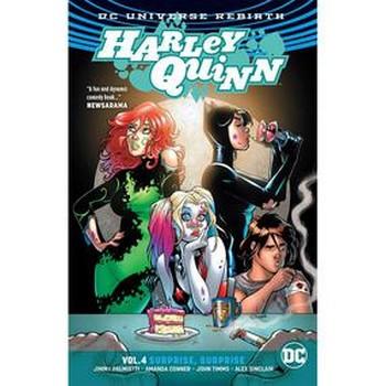 Harley Quinn Vol. 4 : Surprise, Surprise TP (Rebirth)