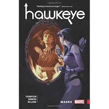 Hawkeye Kate Bishop Vol. 2 : Masks TP