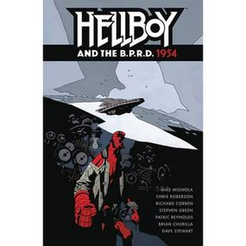 Hellboy And The BPRD : 1954 TP