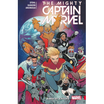 Mighty Captain Marvel Vol. 2 : Band of Sisters TP