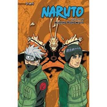 Naruto 3-in-1 Edition Vol. 21 SC