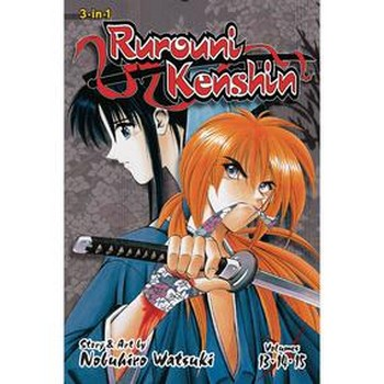 Rurouni Kenshin 3-in-1 Edition Vol. 5 SC