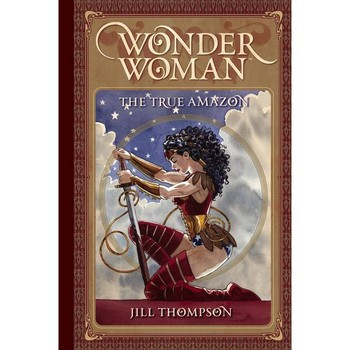 Wonder Woman : The True Amazon TP